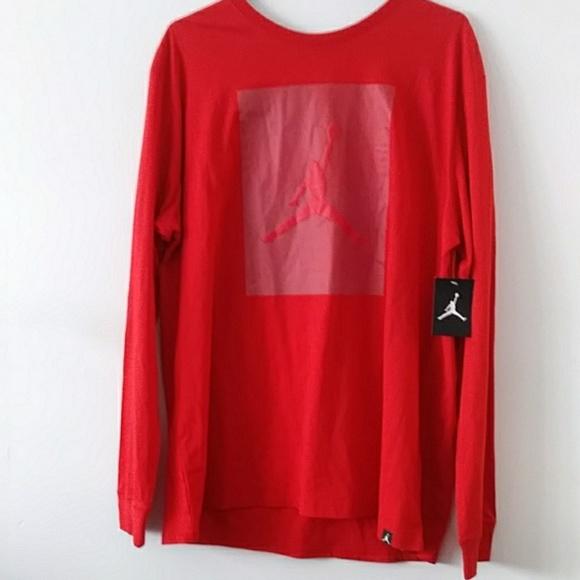 c47dedbe Nike Shirts | Brand New Air Jordan Basketball Tee | Poshmark